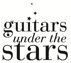 Guitars Under the Stars Logo