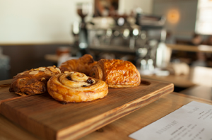 We can almost smell the fresh-baked goodness from Easy Tiger