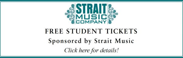 Strait Music Tickets for Kids